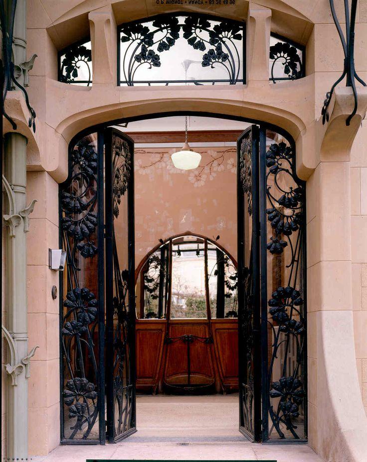 ecole-de-nancy Villa-Majorelle-Porte-