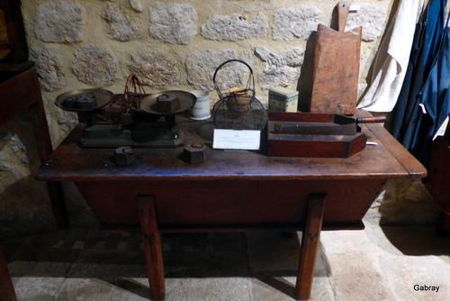 Joyeuse 07 : le musée du châtaignier ... n 2