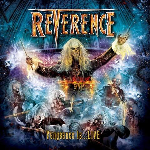 REVERENCE - Les détails de l'album live Vengeance Is...Live