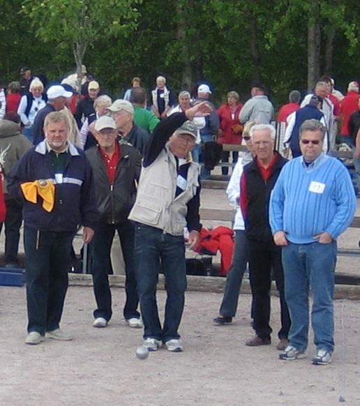 2008.05.17 HALLANDS  POSTEN Boule tävling