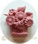 broche boutonnière bouquet de fleurs - Arts et sculpture: sculpteur figuratif