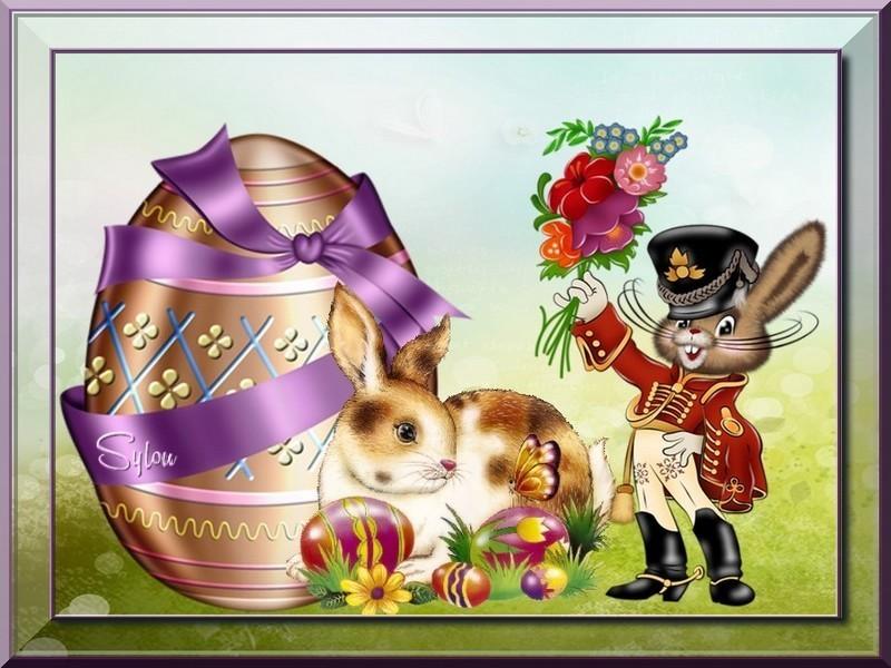 Cartes de Pâques ღ