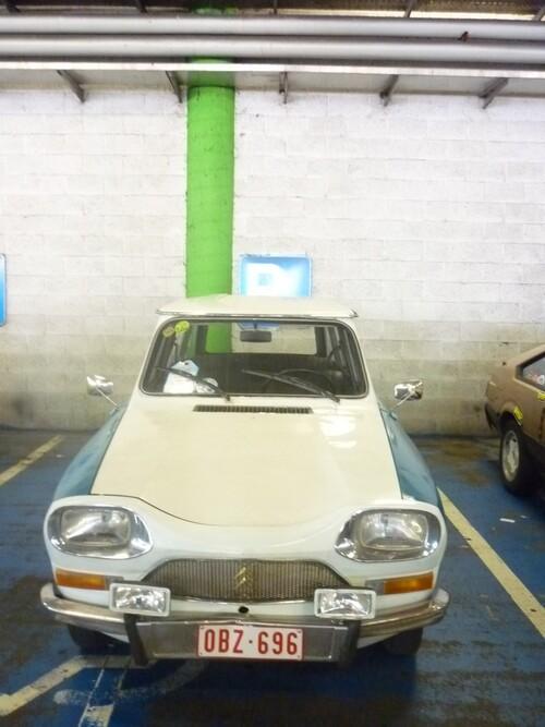 anciennes voitures