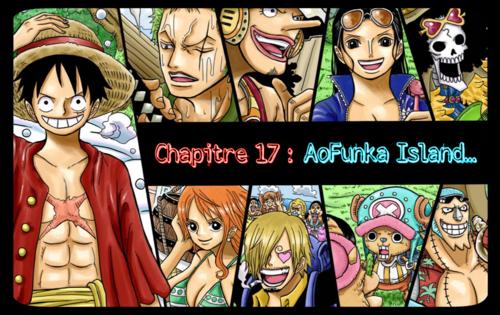 Chapitre 17 : AoFunka Island...