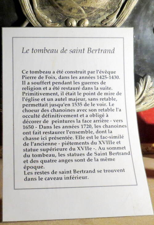 Saint Bertrand de Comminges     partie 2