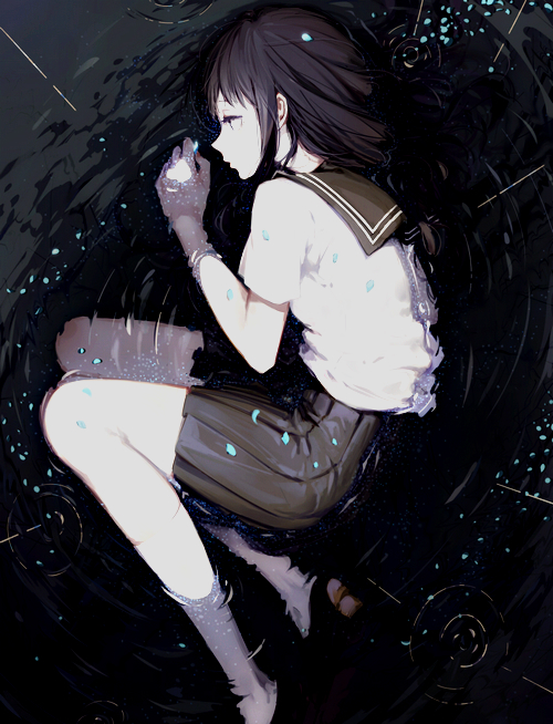 Wish, not hope. | via Tumblr