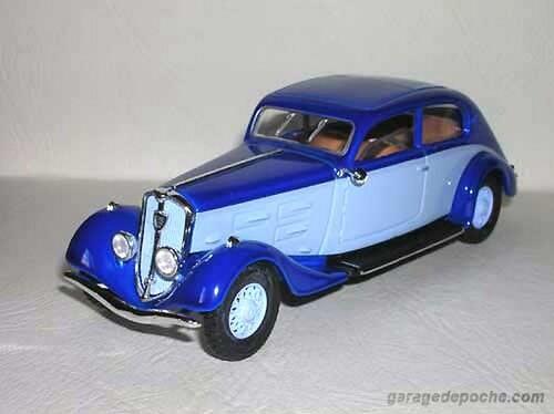 Peugeot 601 Coach Fuselé 1934