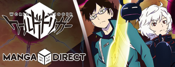 World Trigger 16 vostfr