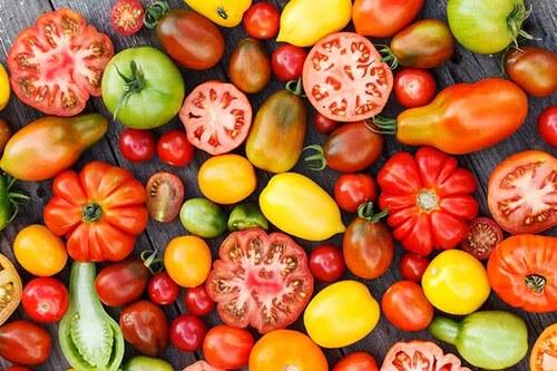 Les bienfaits de la tomate,