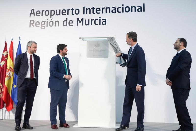 Aeropuerto Internacional Región de Murcia