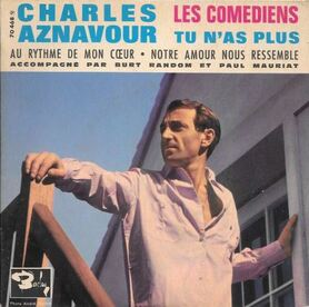 Défi Octobre - Charles Aznavour : Jour 7