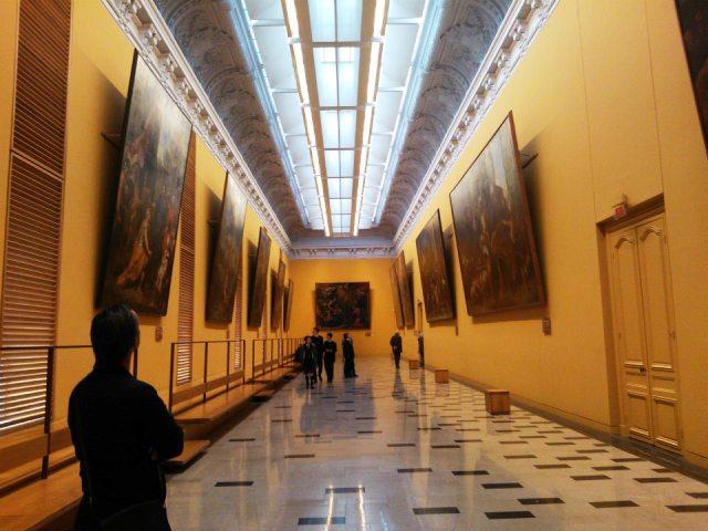 Suite visite du musée de Arras.