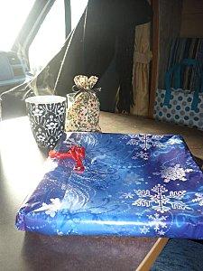 Cadeaux d'Angelika échangeNoël09(1)