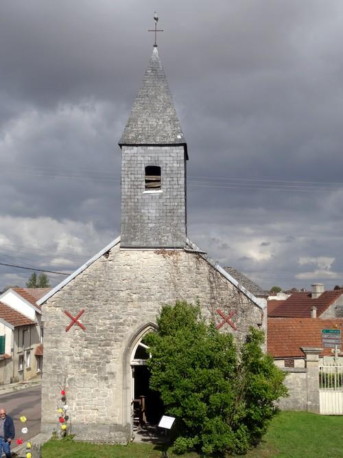 La chapelle de la Maison-Dieu à Laignes
