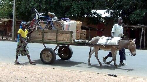Se déplacer au Mali