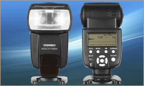 Flash Yongnuo speedlite YN565EX
