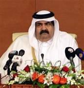 محاولة انقلاب في قطر