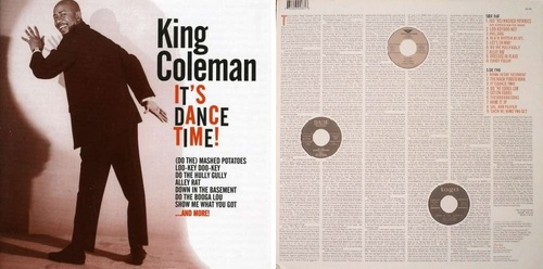 KING COLEMAN - IT'S DANCE TIME
