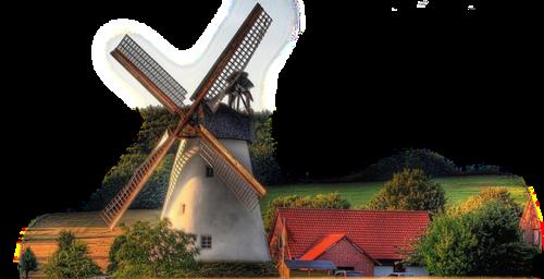 ♥ Le moulin ♥
