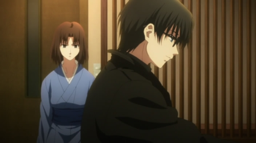 Kara no Kyoukai : The Garden of Sinners(seconde partie)