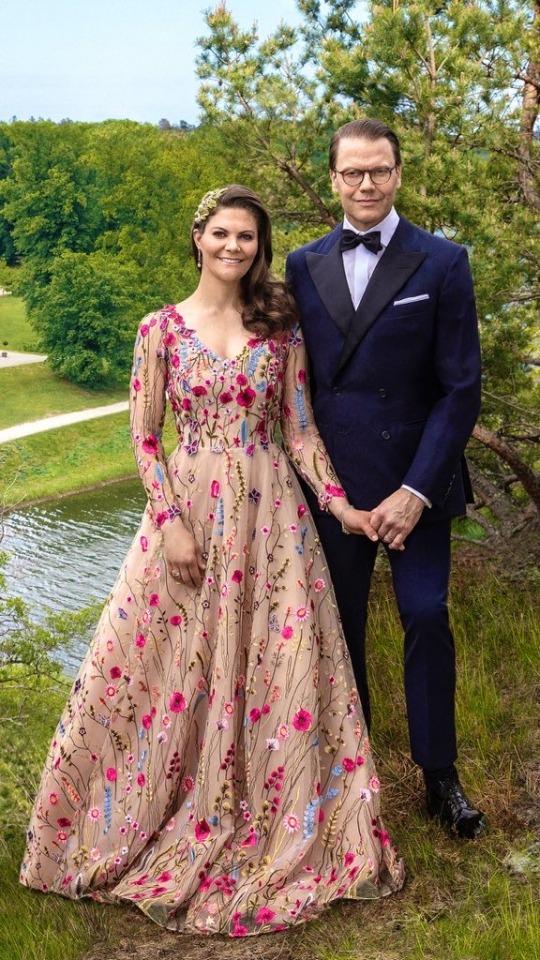 Victoria et Daniel