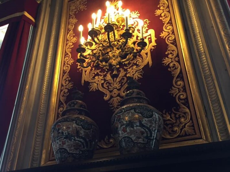A Chantilly...