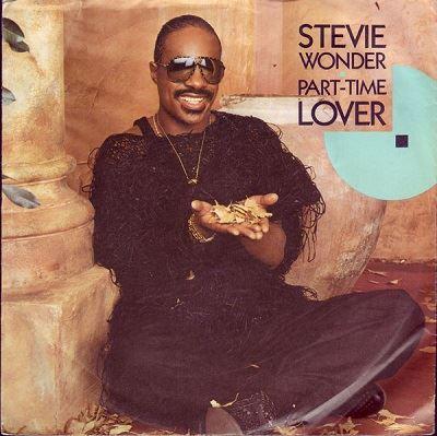 Stevie Wonder - Part-Time Lover - 1985