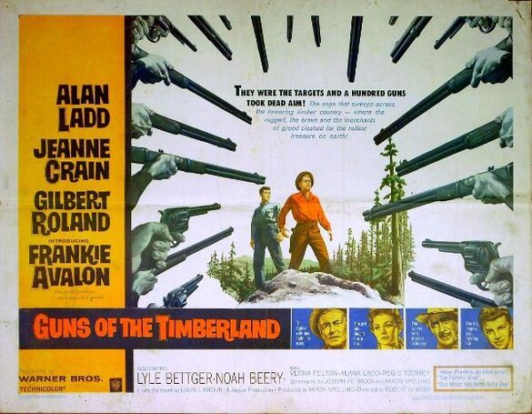 TONNERRE SUR TIMBERLAND BOX OFFICE 1960
