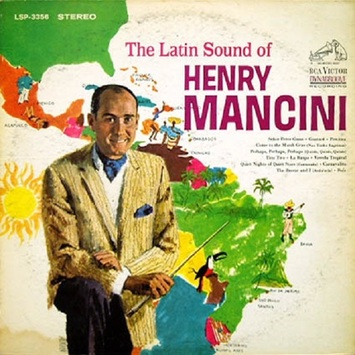 Henry Mancini, 1965 The latin sound