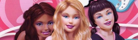 Bannière Le Journal de Barbie