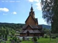 Heddal-stavkirke-
