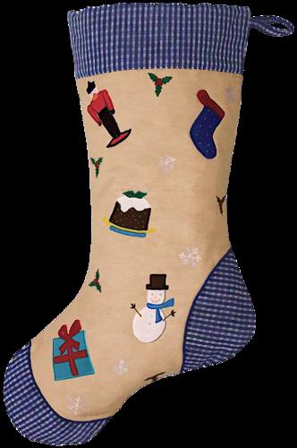 Chaussettes de Noël Série 2