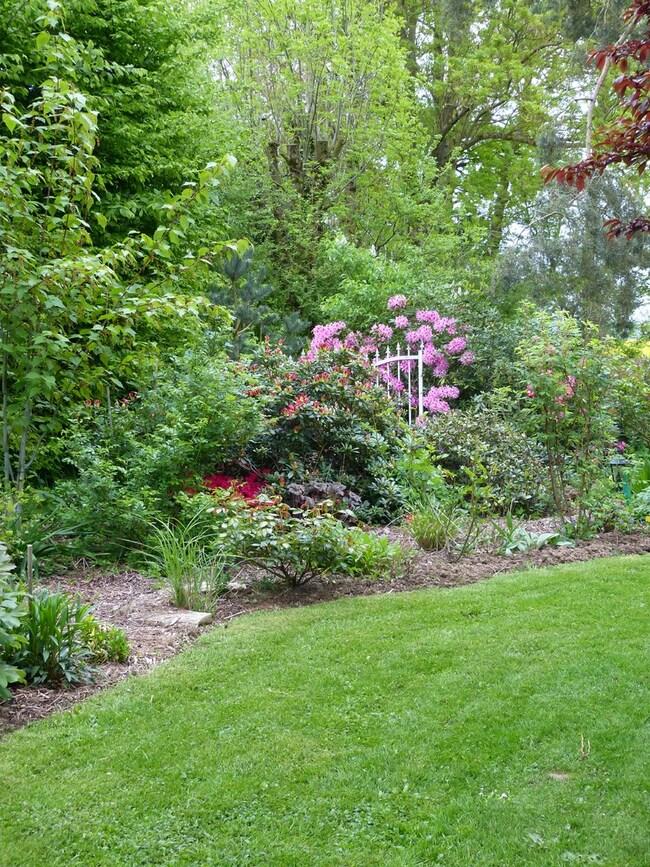 le jardin en couleurs