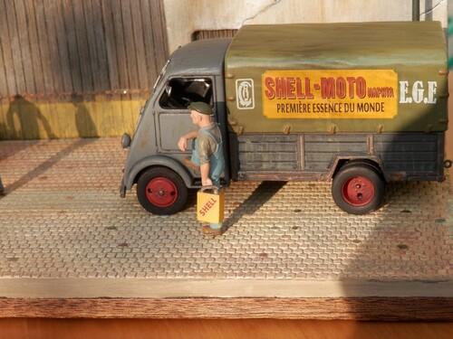 Garage Shell