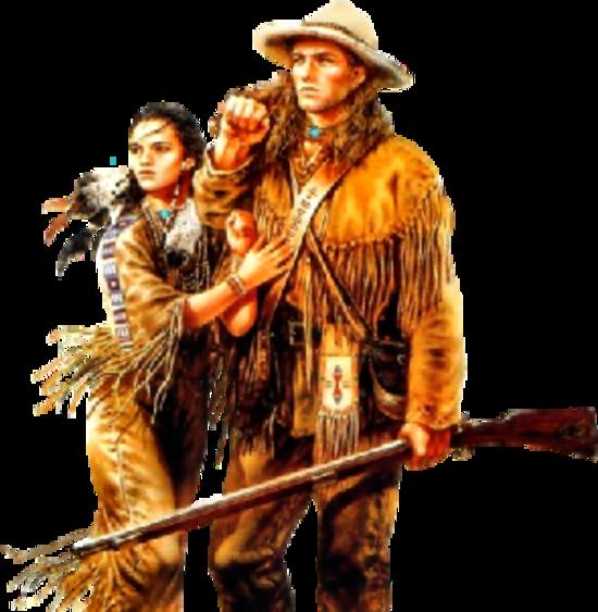 Amérindien personnage 3