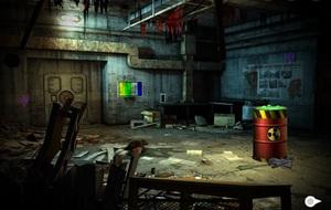 Jouer à Toxic tunnel escape