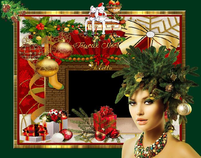 Mes créations de Noël