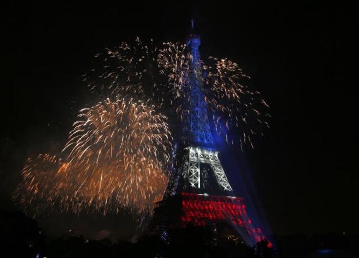 Il se trouve que j'aime la France