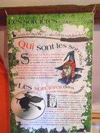 """Exposition """"Les Sorcières"""""""