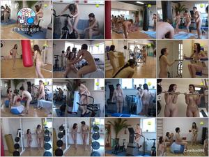 Naturist Freedom. Fitness Girls.