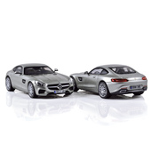 1:43 NOREV 351315 Mercedes-AMG GT 2015 (exemplaires de production)