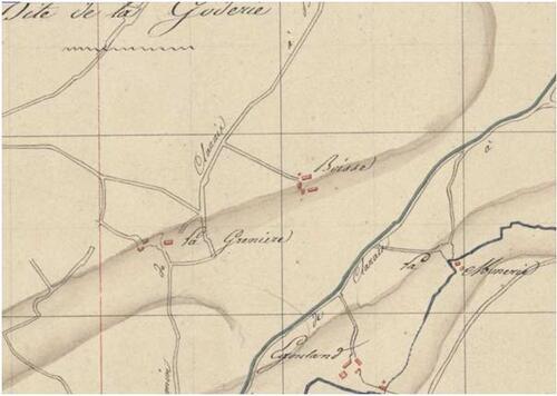 Clazay, 1831....