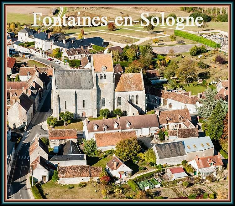 Fonaines-en-Sologne (Loir-et-Cher)