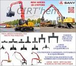 SANY GROUP': des pelles de manut' de 18 à 270 tonnes!.