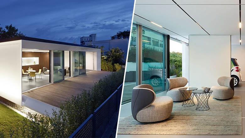 La première maison 0 énergie, 0 émission, 0 déchet et 100% recyclable !