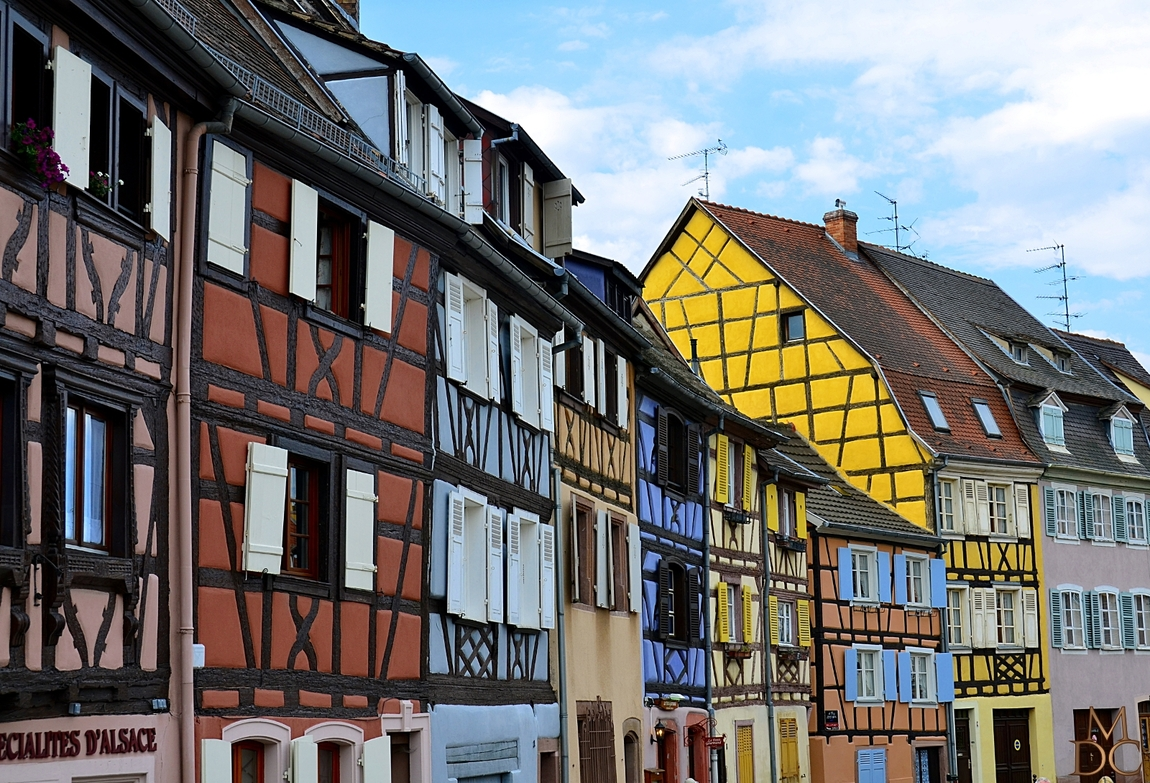 COLMAR (68) Haut-Rhin, Alsace