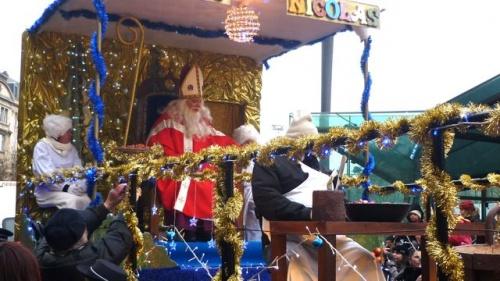 Saint patron des Lorrains (5 décembre 2010)