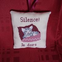 Silence je dors