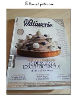 """Magazine """"Fou de pâtisserie"""" n°2"""