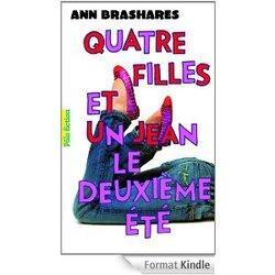 quatre filles et un jean, tome 2, d'Ann Brashares